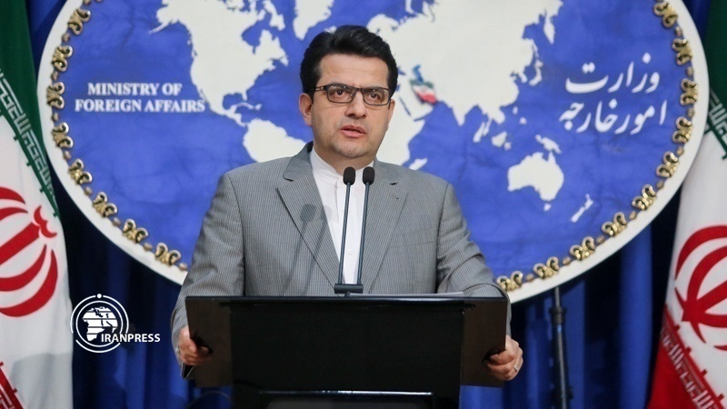Iranpress: FM Spox: First group of Bahraini citizens in Iran repatriates