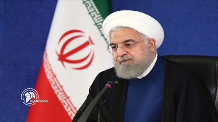 Global solidarity with Lebanese; sign of awakened conscience of humanity: Rouhani